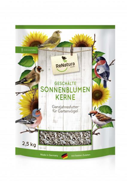ReNatura® Geschälte Sonnenblumenkerne
