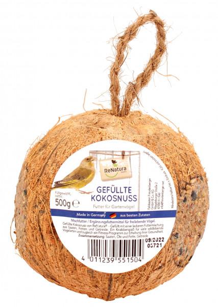ReNatura® Gefüllte Kokosnuss