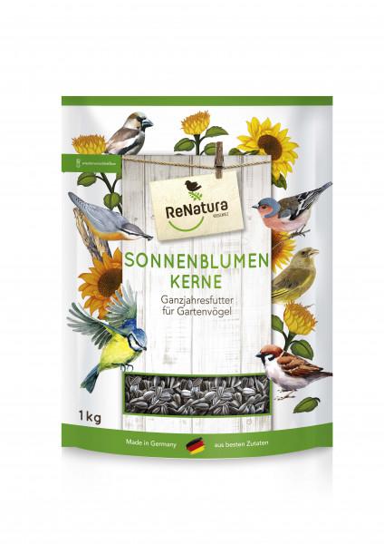 ReNatura® Gestreifte Sonnenblumenkerne