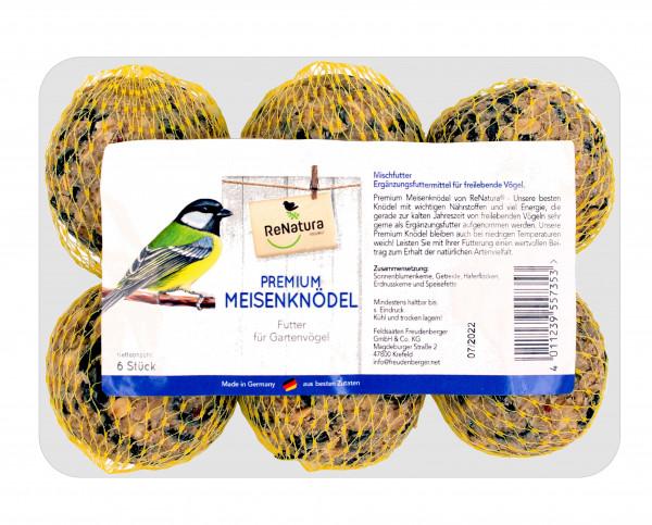 ReNatura® Premium Meisenknödel mit Netz