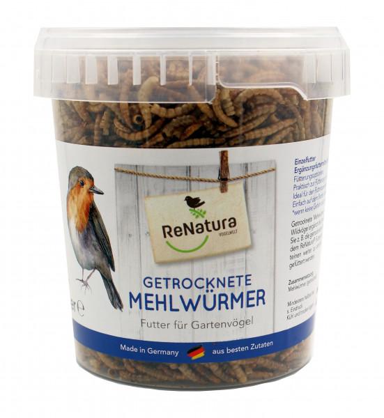 ReNatura® Getrocknete Mehlwürmer