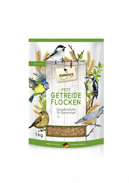 ReNatura® Fett-Getreideflocken